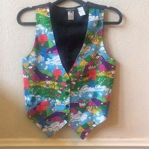 Vintage Snoopy Vest, OMG for sale
